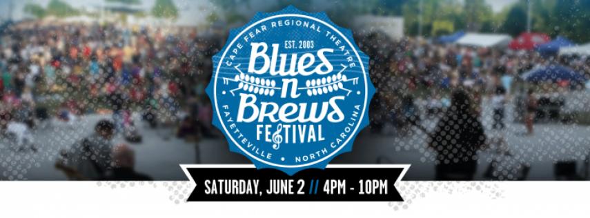 16th Annual Blues-N-Brews Festival