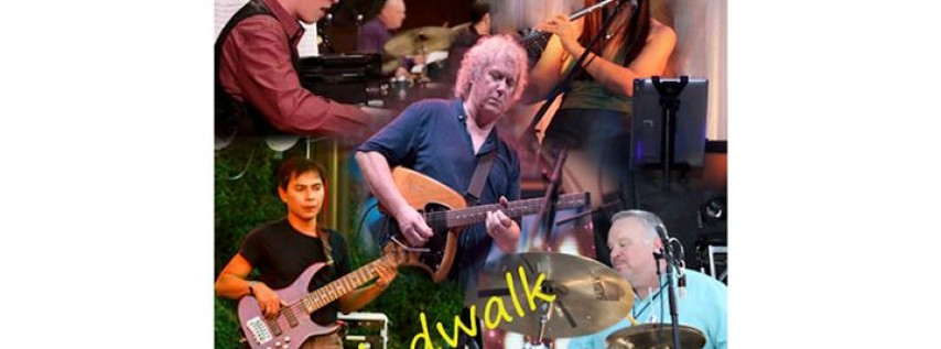 Mindwalk Live At Heartwood!
