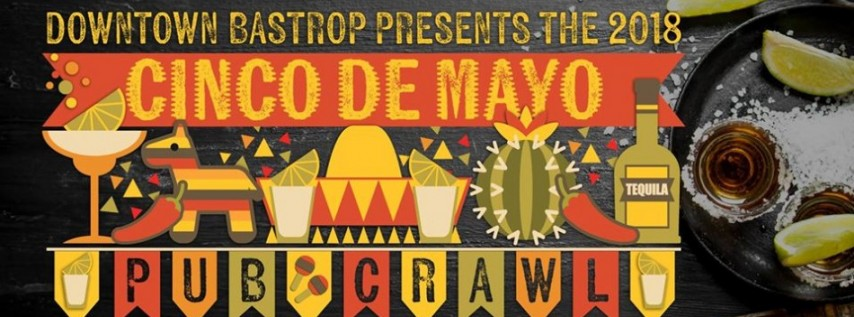 Cinco De Mayo Pub Crawl