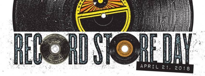 Record Store Day at Mojo Books & Records!