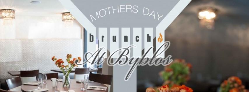 Mother's Day Brunch at Byblos