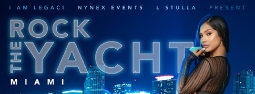 ROCK THE YACHT MIAMI SUPER BOWL WEEKEND 2020 ALL BLACK YACHT PARTY
