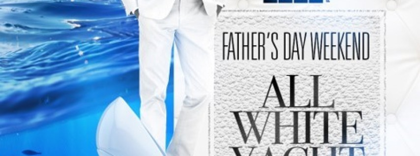 MIAMI NICE 2020 ALL WHITE YACHT PARTY DURING FILM FEST AND FATHER'S DAY WEEKEND