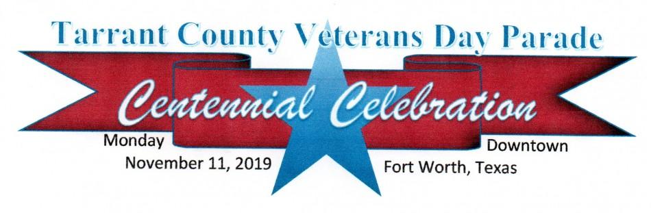 Tarrant County Veterans Day Parade