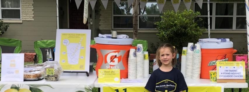 C&C Lemonade Factory Lemonade Stand