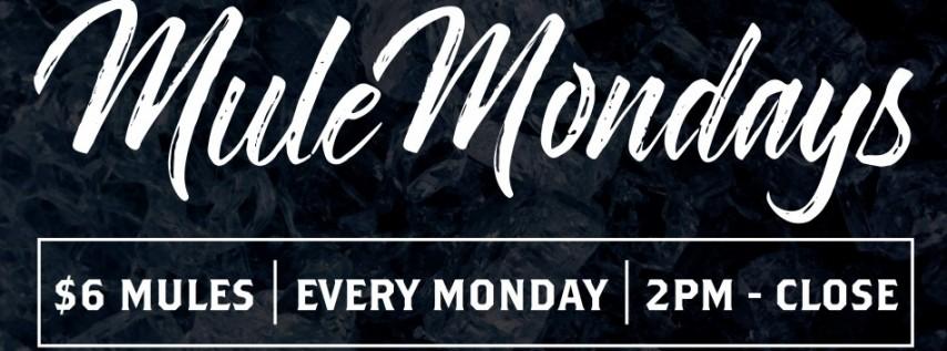 Mule Mondays at Sea Dog Brew Pub