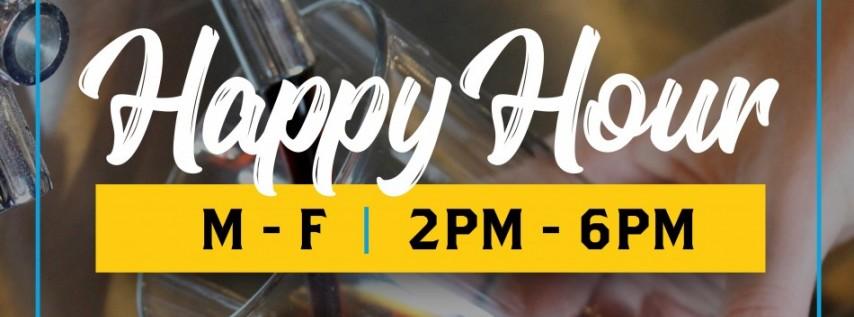 Happy Hour at Sea Dog Brew Pub