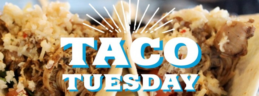 Taco Tuesdays at Sea Dog Brew Pub