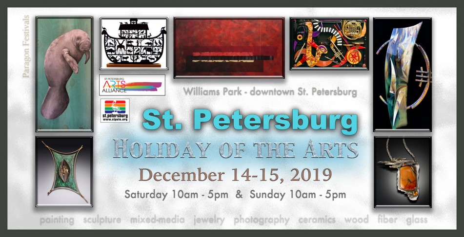 St. Petersburg Holiday of the Arts Day 1