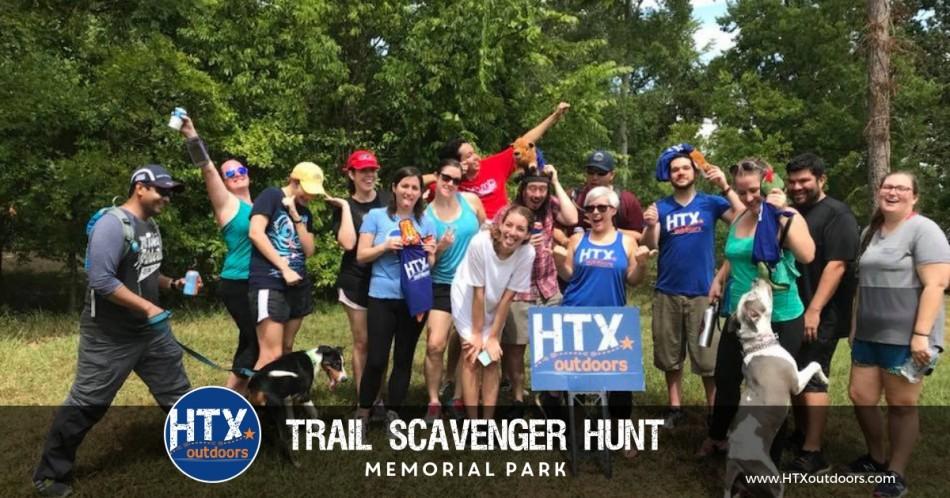 HTXO Trail Scavenger Hunt