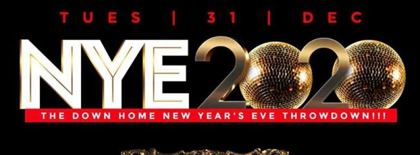 The Atlanta Down Home New Year's Eve Throwdown!!!, Atlanta ...