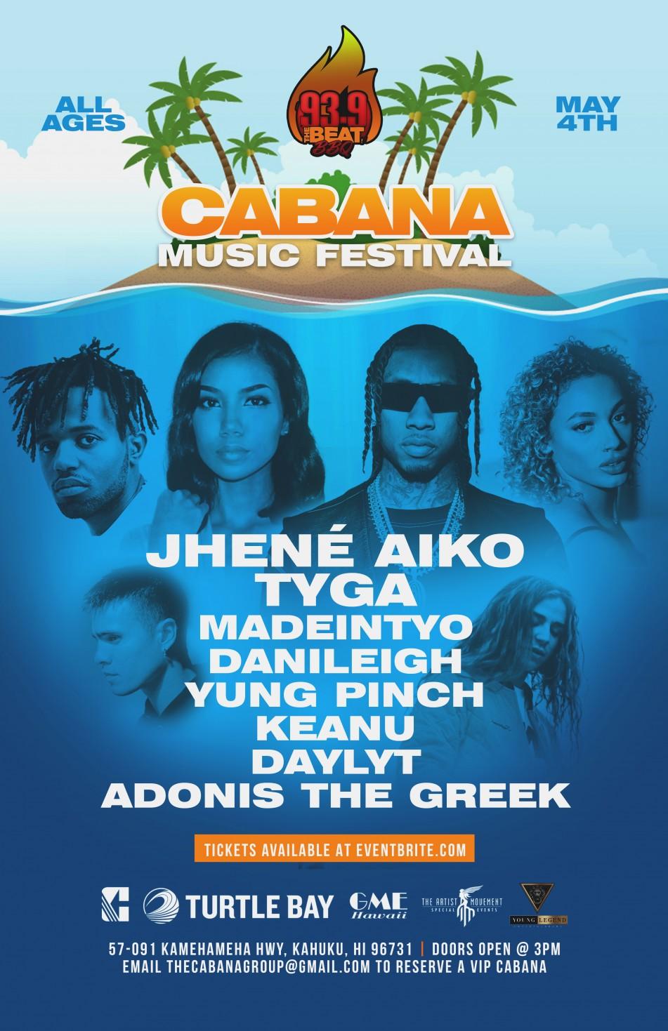 Cabana Music Festival