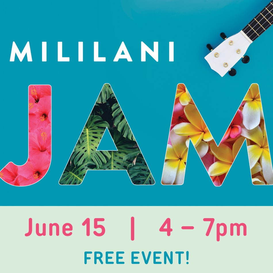 Mililani Jam at Town Center of Mililani