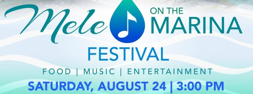 Hawaii Kai Towne Center's Mele on the Marina Festival