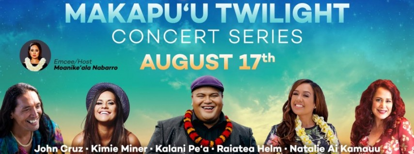 Makapu'u Twilight Concert Series