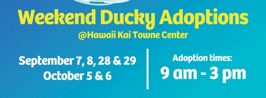 Ducky Dash at Hawaii Kai Towne Center