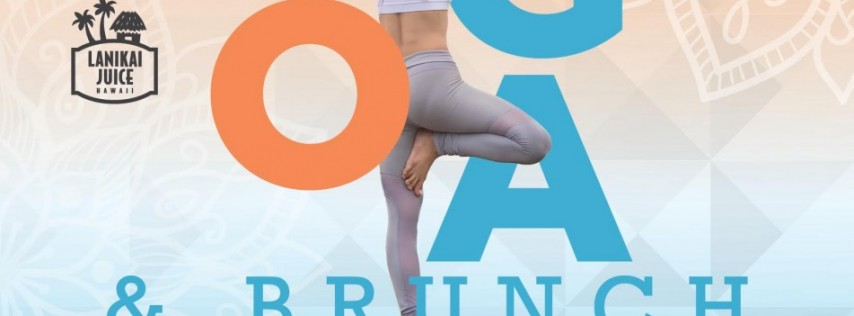 Yoga and Brunch March