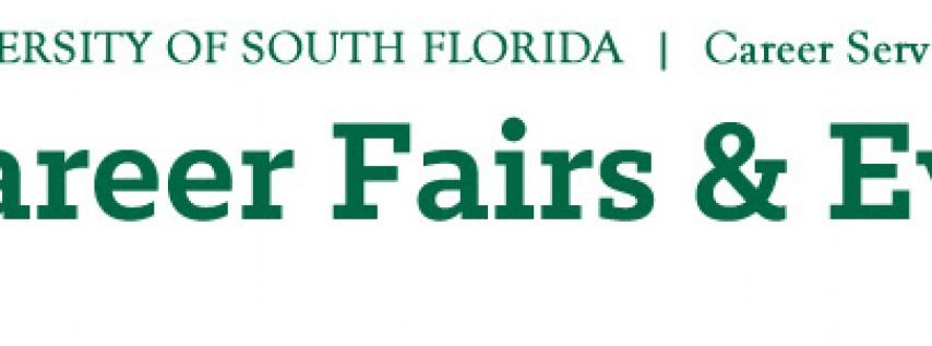 USF Spring Career Fair week, Tampa FL - Feb 2, 2016 - 12:00 PM
