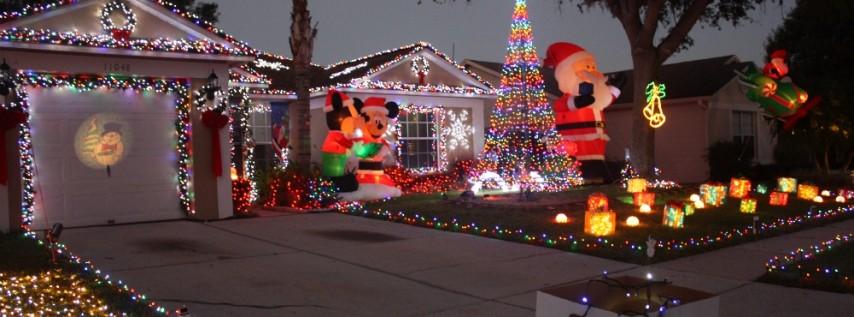 Where Christmas Lights Come Alive, Tampa FL - Dec 6, 2015 - 6:00 PM
