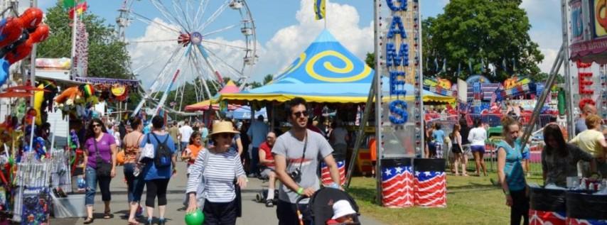 Leesburg Lake Square Carnival