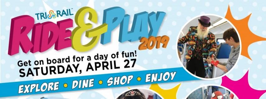 """Tri-Rail """"Ride & Play"""" Day"""