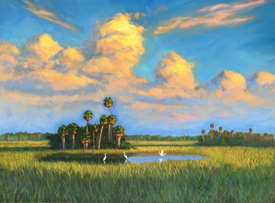 'The Art of Tim Forman: Landscape Paintings' at History Fort Lauderdale