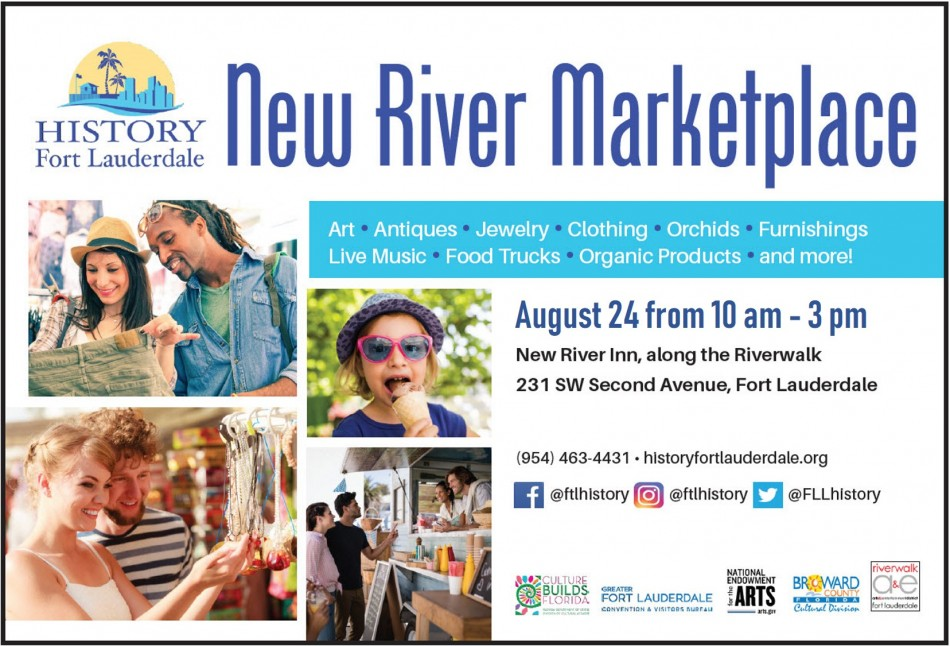 New River Marketplace at History Fort Lauderdale