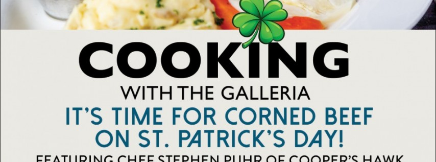 Learn to Prepare Corned Beef on the Next Cooking with The Galleria Virtual Serie
