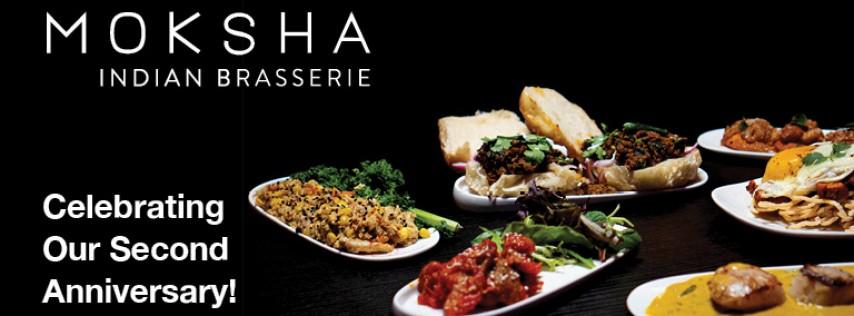 MOKSHA Indian Brasserie's 'Dine & Give' Benefiting Leadership Broward Foundation