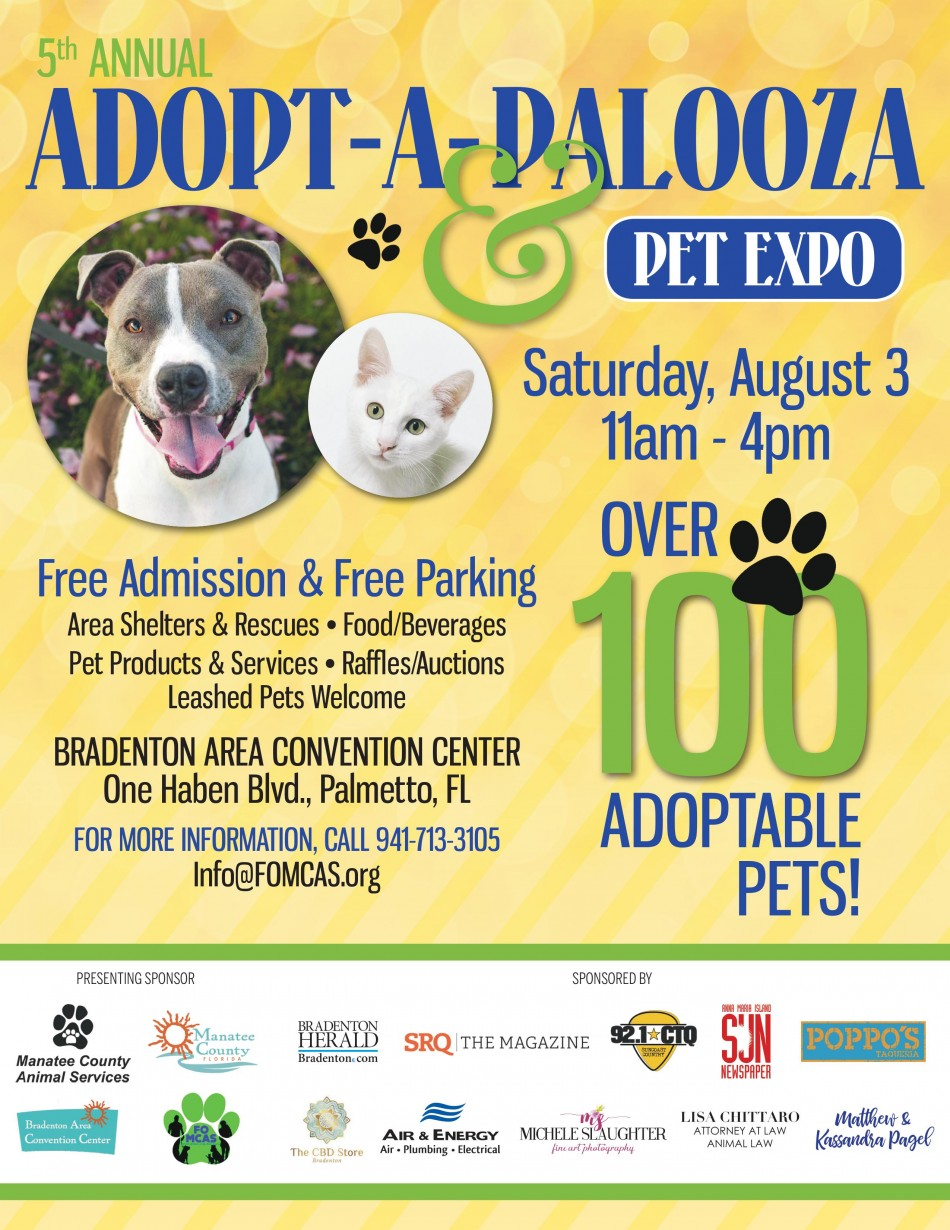 5th Annual Adopt-A-Palooza
