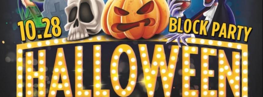 Sanford Avenue Block Party Halloween Extravaganza
