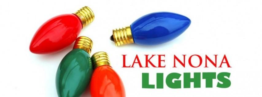 Lake Nona Lights
