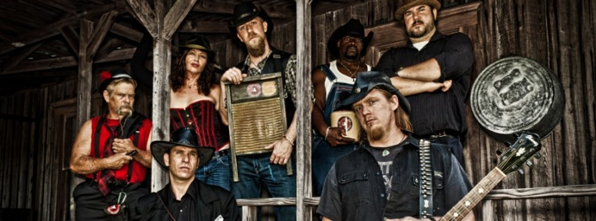 Veranda Live Spring Concert Series Featuring Bloody Jug Band