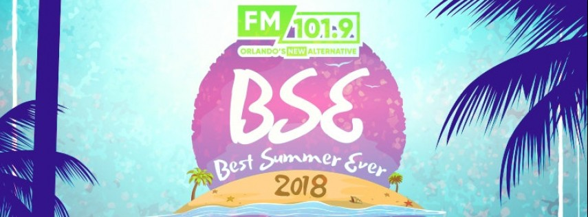 FM 101.9's BEST SUMMER EVER starring Robert DeLong, Dreamers & Mt. Joy at The Beacham