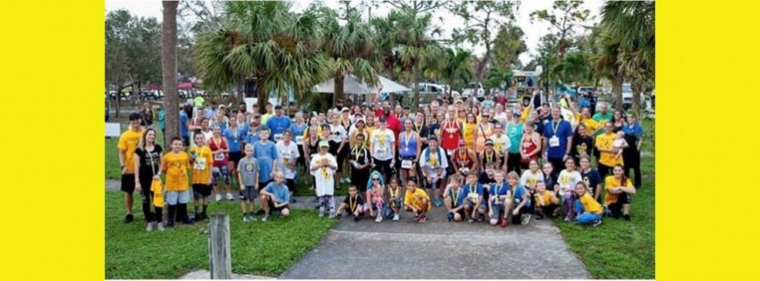 The 2nd Annual GOLD RUSH 5k