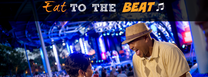 Eat to The Beat Concert Series at EPCOT International Food & Wine Festival