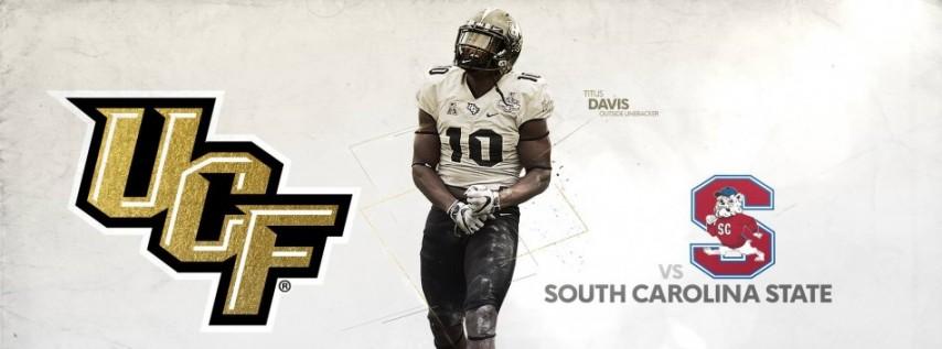 UCF Knights Football vs. South Carolina State Bulldogs