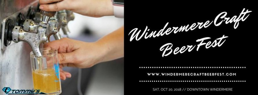 5th Annual Windermere Craft Beer Fest