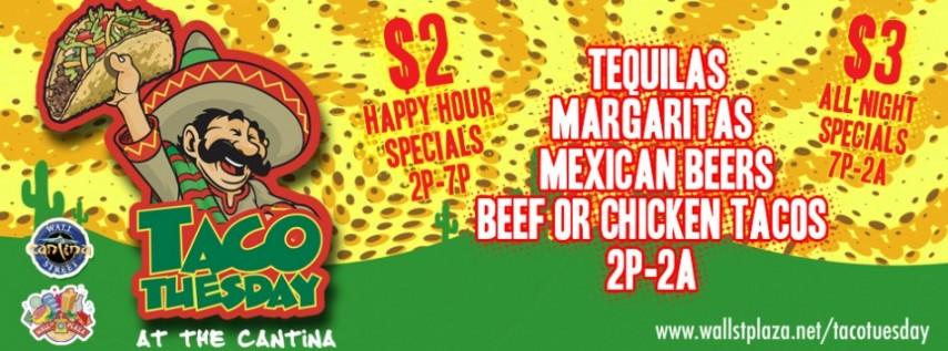 Taco Tuesday on Wall Street