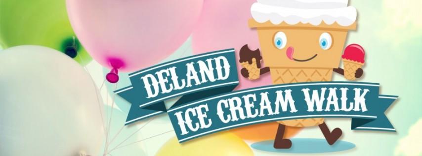 DeLand Ice Cream Walk