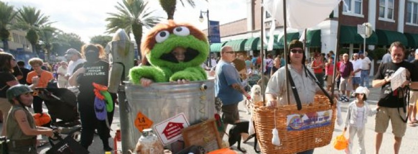New Smyrna Beach Halloween Parade & Costume Contest