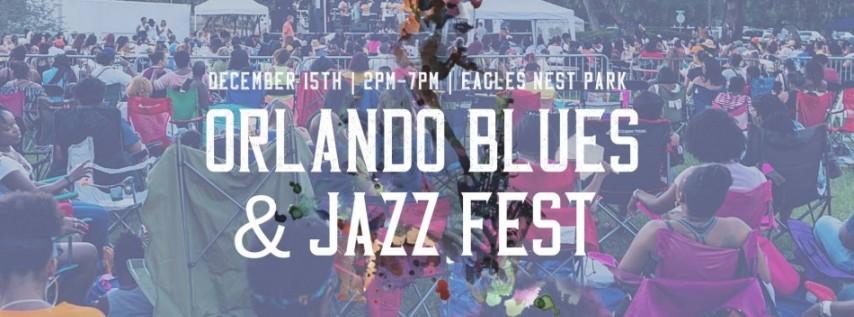 Orlando Blues & Jazz Fest (Christmas Edition), Orlando FL
