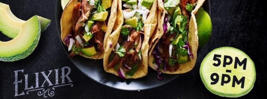 $2 Taco Tuesday @ Elixir Orlando