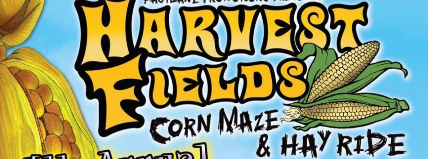 Harvest Fields Corn Maze & Hay Ride in Daytona Beach