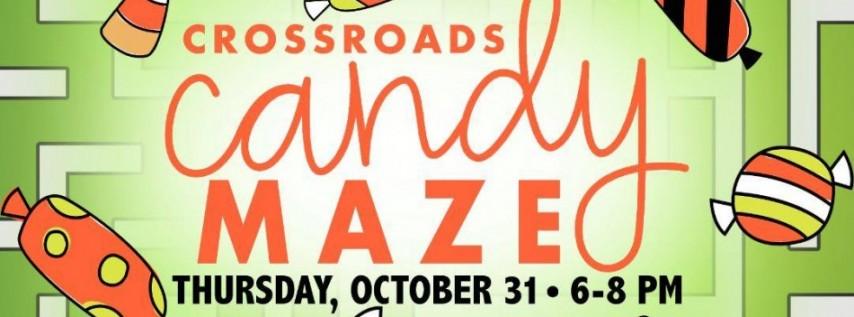 Crossroads Candy Maze