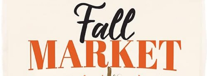 Fall Market & Food Truck Event