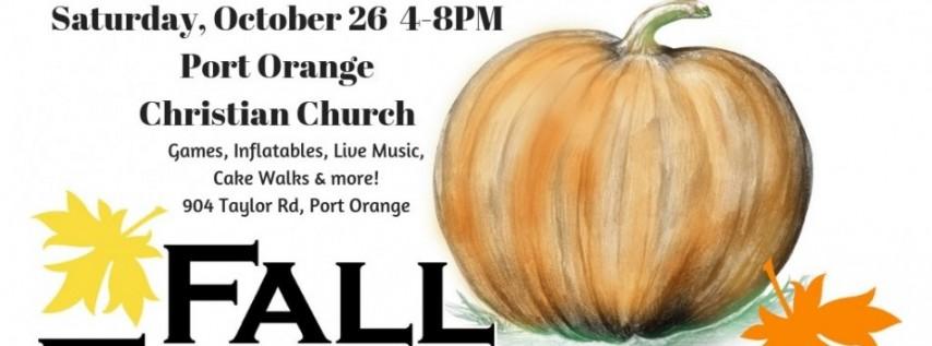Fall Festival at Port Orange Christian Church