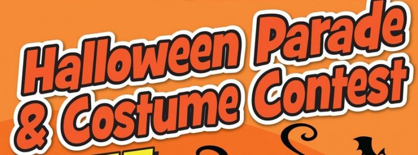 Halloween Parade & Costume Contest