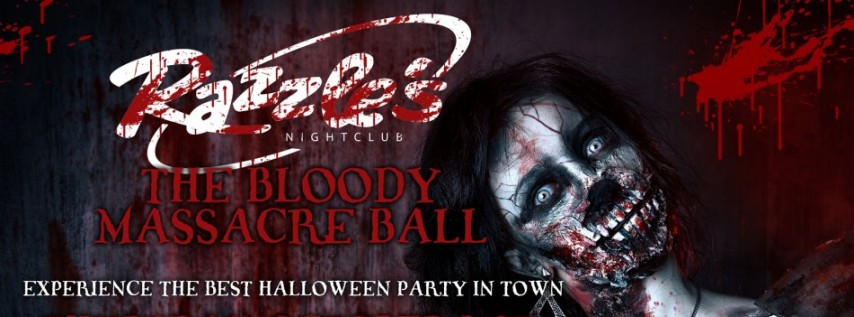 Halloween Bloody Massacre Ball