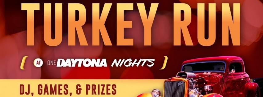 Turkey Run at One Daytona Nights